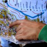 Una mappa per muoversi nei Sassi e scoprire cosa di interessante la loro storia ha da insegnare