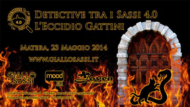 Detective tra i Sassi 4.0 - L'Eccidio Gattini