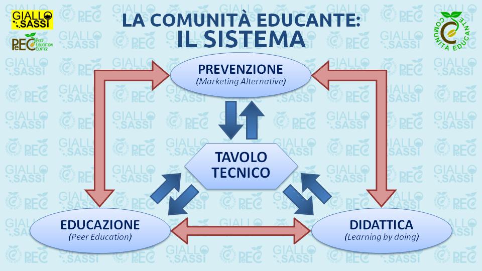 Il Sistema della Comunità Educante