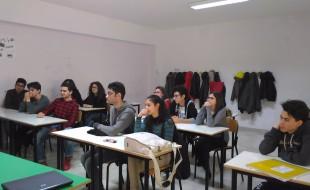 """Gli studenti dell'IISS """"Camillo d'Errico"""" di Palazzo San Gervasio"""