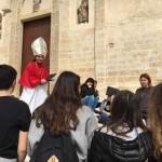 04 - Generale HFF2016 - Il Vescovo (Emanuela) raduna il suo gregge