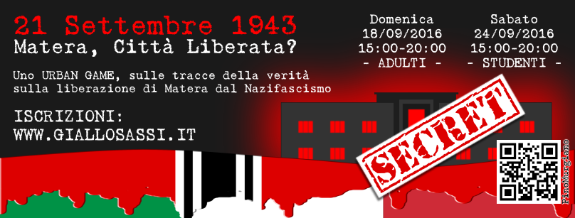 Cover - 1943: Matera, Città Liberata?
