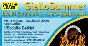 2017.08.06 FB Cover Eccidio Gattini - Giallo Summer 2017