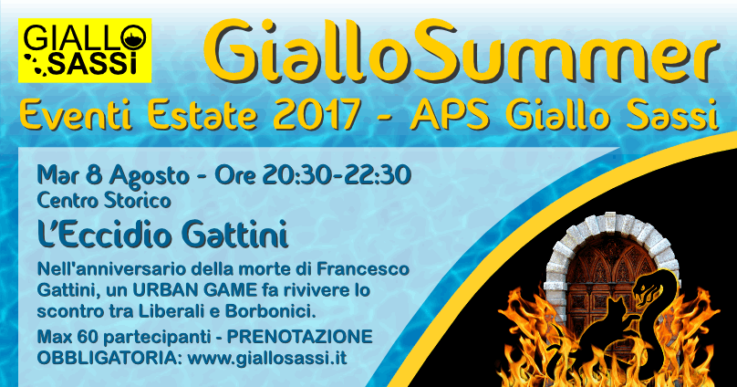 FB Cover Eccidio Gattini - Giallo Summer 2017
