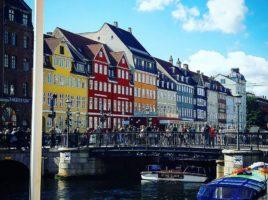 Copenhagen - Tavolo di Progettazione Heritage Game