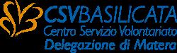 Logo CSV Basilicata Delegazione di Matera