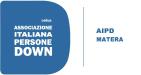 Logo Associazione Italiana Persone Down - Matera