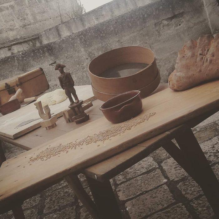 Il pane: dalla spiga alla tavola