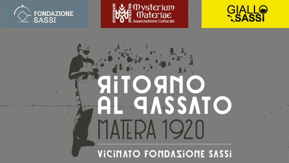 Laboratori teatrali di comunità Ritorno al Passato c/o Fondazione Sassi