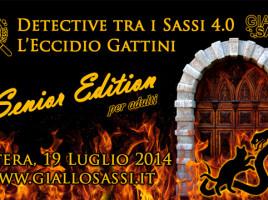Detective tra i Sassi 4.0 Senior Edition - L'eccidio Gattini - 19 Luglio 2014